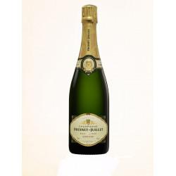 Bouteille de Champagne demi-sec