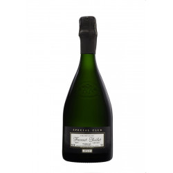Bouteille de Champagne Chardonnay - Spécial club 2015